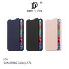 DUX DUCIS SAMSUNG Galaxy A71 SKIN X 皮套 可立 插卡 磁扣 皮套 保護套 手機套