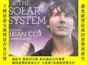 二手書博民逛書店Wonders罕見of the Solar System 太陽系