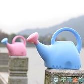 家用園藝工具小象造型澆花壺噴壺水壺灑水壺【千尋之旅】