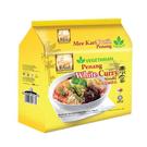 【佳瑞發‧異國泡麵】MyKuali檳城素食白咖哩湯麵4入1袋。純素