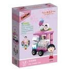 櫻桃小丸子系列 NO.8149 冰淇淋車 正版授權【BanBao邦寶積木楚崴】