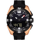 NBA SPECIAL EDITION TISSOT 天梭 T-TOUCH 鈦金屬太陽能觸控 NBA 特別版手錶-45mm T0914204720700