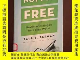 二手書博民逛書店Not罕見For Free Revenue Strategies