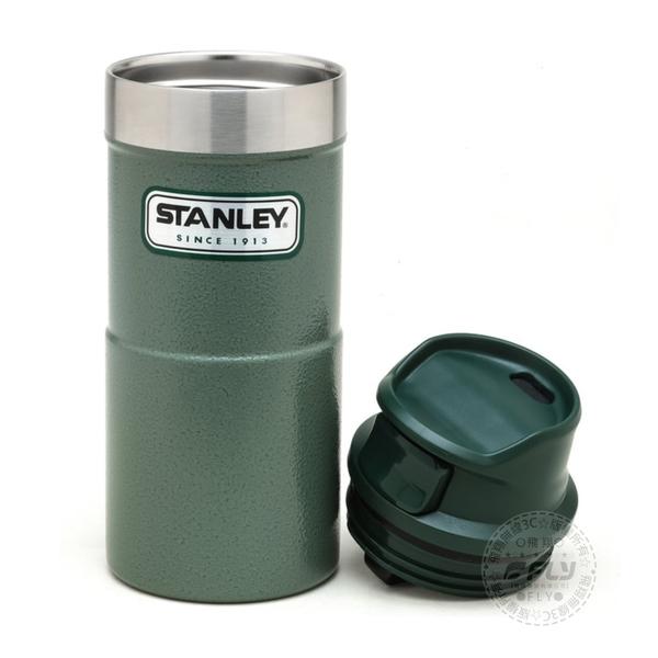 《飛翔無線3C》STANLEY 10-06440 經典系列 單手保溫咖啡杯 354ml│公司貨│不銹鋼真空瓶 保冷保冰