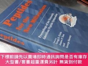 二手書博民逛書店Peptides罕見for the New Millennium : Proceedings of the Six