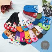 現貨✶正韓直送【 K0311】韓國襪子 迪士尼家族立體耳朵隱形襪 韓妞必備 百搭隱形襪 阿華有事嗎