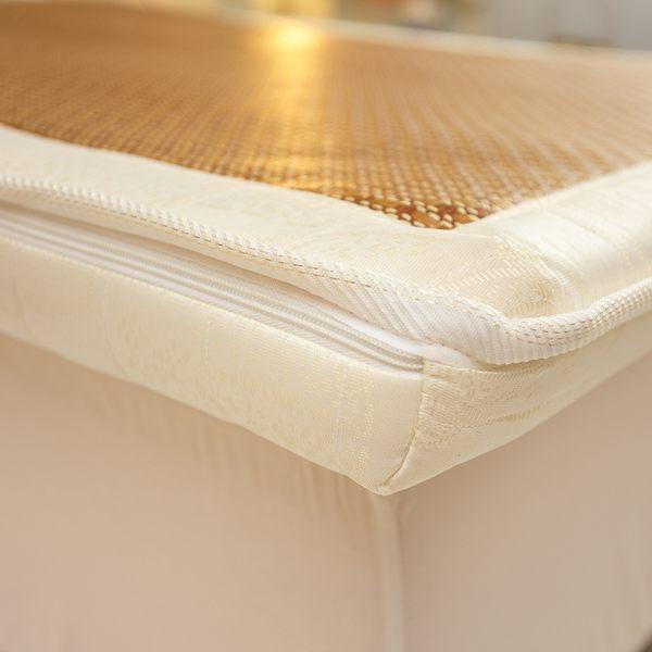 單人床墊 3尺X6.2尺 日系記憶棉獨立筒彈簧冬夏兩用收納床墊【外島無法配送】學生、外宿租屋必備