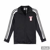 Adidas 女 TRACK TOP 棉質--運動外套 - DH4679