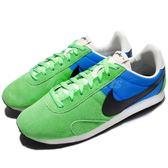 【五折特賣】Nike 復古慢跑鞋 Pre Montreal 17 藍 綠 麂皮 復古 男鞋【PUMP306】 898031-300