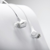 [富廉網] 【Nuforce】藍牙無線防水運動耳機 BE Lite3 白