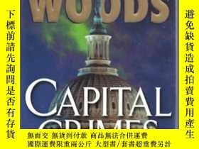 二手書博民逛書店Capital罕見Crimes [Hardcover] by W