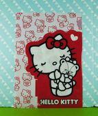 【震撼  】Hello Kitty 凱蒂貓文件夾40TH 紅白【共1 款】