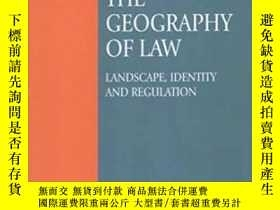 二手書博民逛書店The罕見Geography Of LawY364682 William Taylor Hart Publis