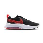 Nike Air Zoom Arcadia (GS) 大童 黑紅 氣墊 避震 運動 慢跑鞋 CK0715-003