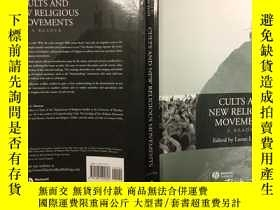 二手書博民逛書店Cults罕見and New Religious Movemen
