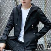 男士外套春秋季新款韓版夾克男外衣服潮流帥氣男裝薄款棒球服 鹿角巷