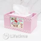 ﹝三麗鷗夜燈多用面紙盒﹞正版 面紙盒 衛生紙盒 收納盒 置物盒 凱蒂貓〖LifeTime一生流行館〗