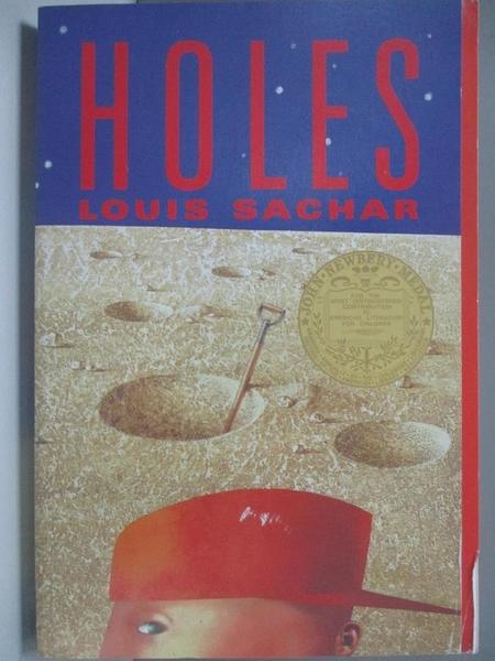 【書寶二手書T6/原文小說_AJ8】Holes_精平裝: 平裝本