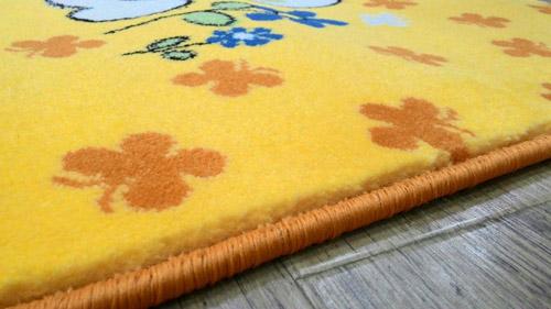 范登伯格 卡比諾★白兔家園地毯-70x140cm