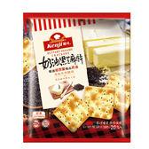 健司奶油黑芝麻餅 15g*20入【愛買】