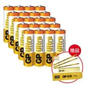 【GP超霸】超霸特強鹼性電池 3號AA 20入/盒 (收縮包) 贈GP文具組1組