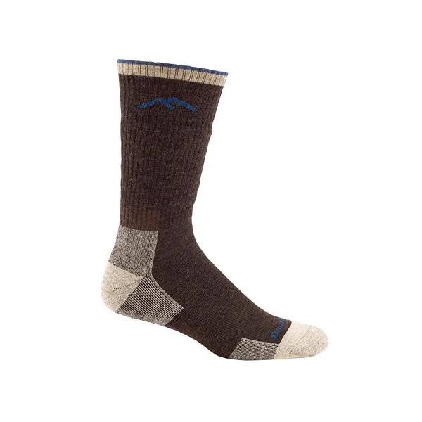 [DARN TOUGH] HIKER BOOT SOCK CUSHION 健行襪 巧克力 (DT1403-CHOC)