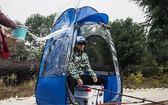 便攜速開筏釣夜釣防蚊釣魚帳篷單人防雨冰釣帳篷雙層垂釣WY【99狂歡8折購物節】