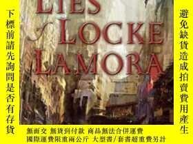 二手書博民逛書店The罕見Lies Of Locke LamoraY256260 Scott Lynch Spectra 出