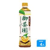 御茶園冰釀烏龍微甜550ML x 4【愛買】