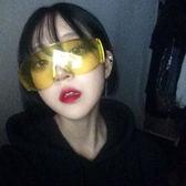 大框防風鏡男女凹造型眼鏡蛤蟆鏡太陽鏡