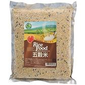 綠緣寶 五穀米 1800g/包