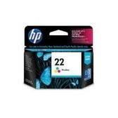 HP C9352AA (No.22) 彩色墨水匣