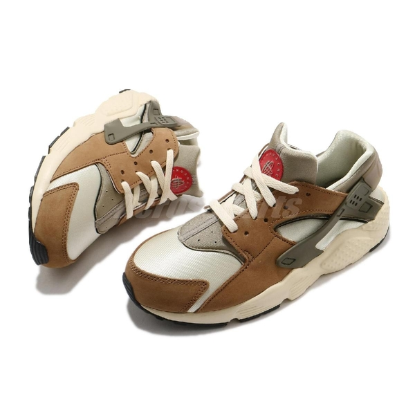 Nike 童鞋 Huarache Run LE QS PS 武士鞋 Stussy 聯名 【ACS】 DH3324-200