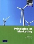 二手書博民逛書店《Principles of Marketing: Global