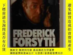 二手書博民逛書店英文原版罕見The Fourth Protocol [ Fred