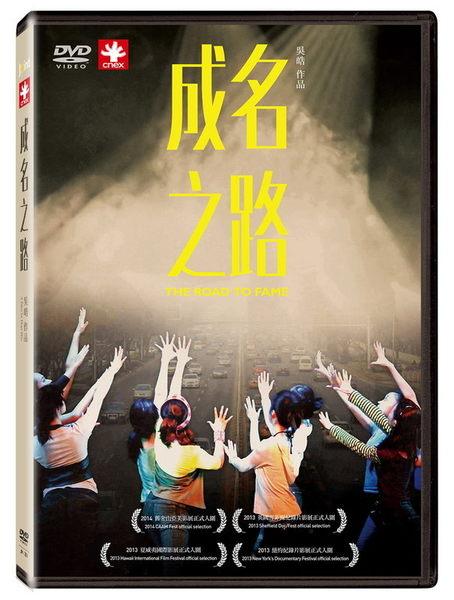 成名之路 DVD (購潮8)