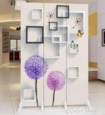 屏風屏風隔斷簡約現代客廳小戶型臥室辦公室酒店中式歐式裝飾移動折疊   color shopYYP