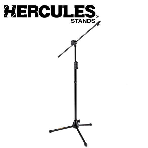 【小叮噹的店】 Hercules 海克力斯 MS533B 直斜兩用麥克風架