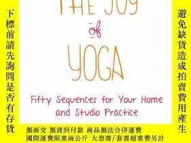 二手書博民逛書店The罕見Joy of Yoga: Fifty Sequence