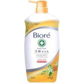 Biore 淨嫩沐浴乳抗菌光澤1000ML【康是美】