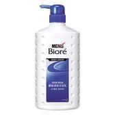 MEN'S Biore-麝香清新沐浴乳 750ml ◆四季百貨◆