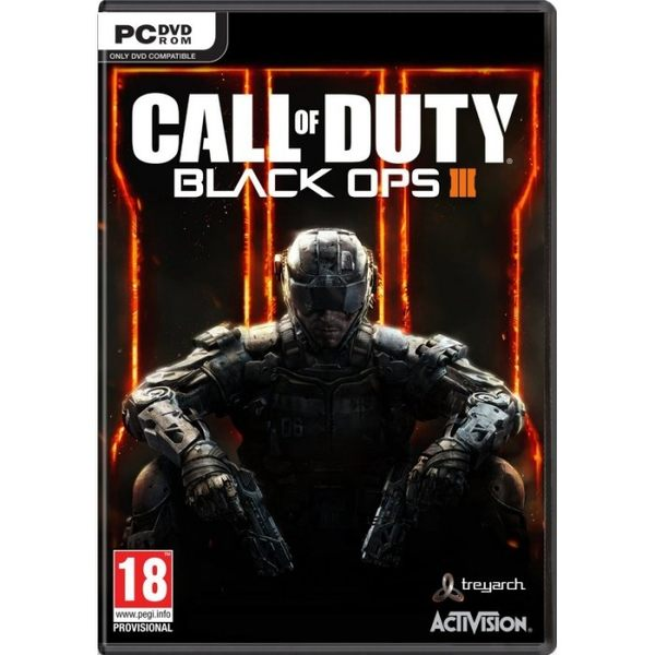 【意念數位館】PC GAME-Call of Duty12 決勝時刻12:黑色行動3(中英文版)