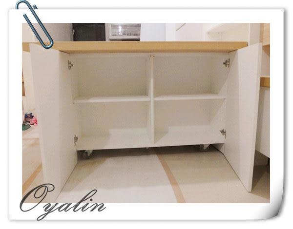 【歐雅 系統家具 】餐邊電器櫃&吧檯