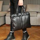 【5折超值價】經典潮流日系簡約百搭商務休閒手拿側背包