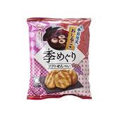 日本本田鐵火燒紅豆味米果 64g