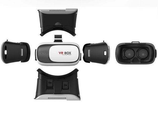 VR BOX 3D 第二代 虛擬實境眼鏡 3D眼鏡 VR實境顯示器