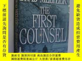 二手書博民逛書店The罕見First Counsel 英文原版Y85718 Br