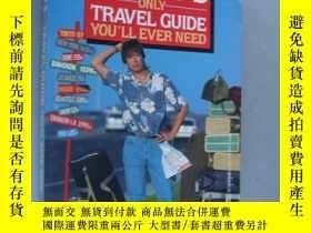 二手書博民逛書店DAVE罕見BARRY S only Travel Guide