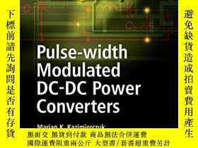 二手書博民逛書店Pulse-width罕見Modulated Dc-dc Power ConvertersY256260 Ma