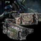 【大容量】C235叢林、S235數位 三袋迷彩腰包/休閒包/手機攜行袋/腰掛皮套/後背包/多功能3C隨身包-ZX